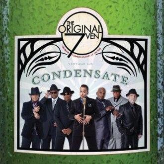 Condensate (album) - Image: Condensate album cover