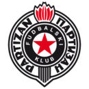 Crest of FK Partizan 1992-2008.png