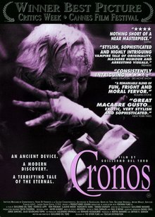 Cronos (film) - Wikipedia, the free encyclopedia
