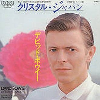 Crystal Japan - Image: Crystal japan cover