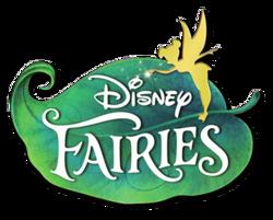 Aktuelle Disney Fairies Logo.png