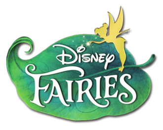 Disney Fairies - The official Disney Fairies logo.
