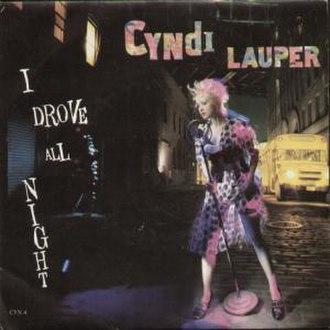 I Drove All Night - Image: Cyndiidan 4978108562745850