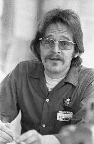 Dave Sheridan (cartoonist) - Dave Sheridan at the Rip Off Press