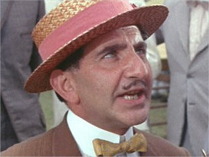 Davy Kaye - Davy Kaye as Jean in Those Magnificent Men in Their Flying Machines (1965)
