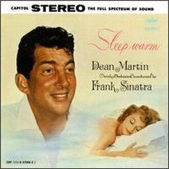 Sleep Warm - Image: Dean Martin Sleep Warm