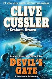 <i>Devils Gate</i> (novel)