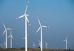 Suzlon wind energy project