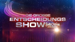 "Switzerland in the Eurovision Song Contest 2011 - The logo of ""Die grosse Entscheidungs Show""."
