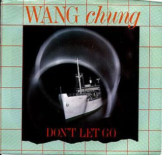 Wang Chung — Don't Let Go (studio acapella)