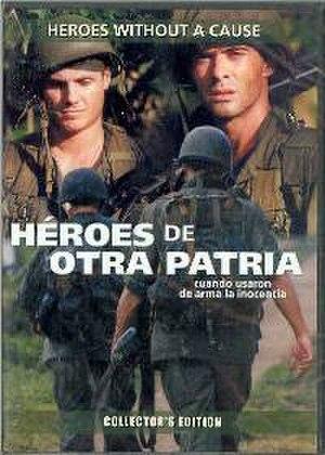 Héroes de Otra Patria - Image: Dvd heroes de otra patria small