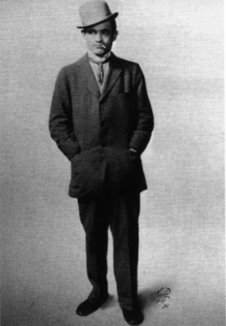 Elmer Booth - Booth as Jack Doogan in the Carlyle Moore play Stop Thief! (1913)