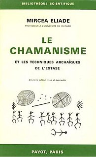 <i>Shamanism: Archaic Techniques of Ecstasy</i> book by Mircea Eliade