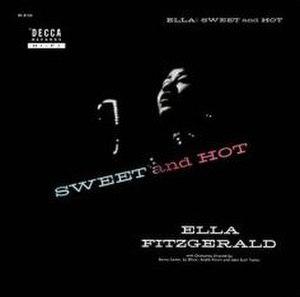 Sweet and Hot (album) - Image: Ella Fitzgerald Sweet & Hot