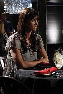 Ellie Woodcomb fitcional character