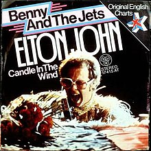 Elton John - Bennie and the Jets (studio acapella)