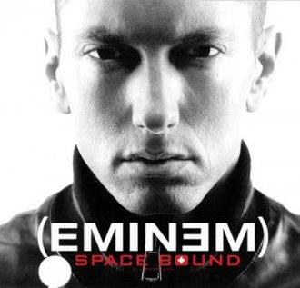 Space Bound - Image: Eminem Space Bound