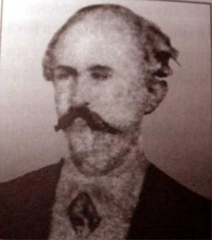 German Nicaraguan - Enrique Gottel