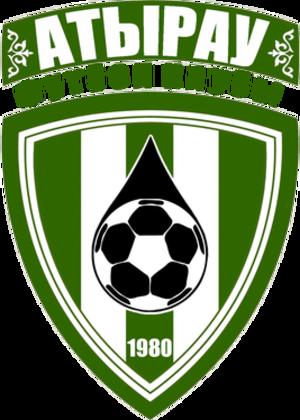 FC Atyrau - Image: FC Atyrau Logo