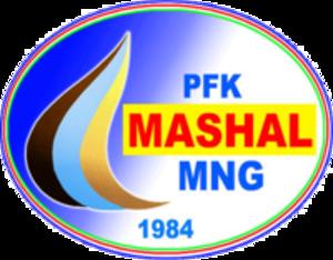 FK Mash'al Mubarek - Logo
