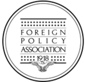 Foreign Policy Association - Image: FPA Logo 1918