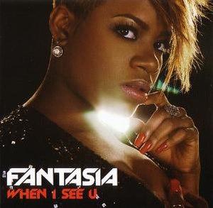 When I See U - Image: Fantasia When I See U
