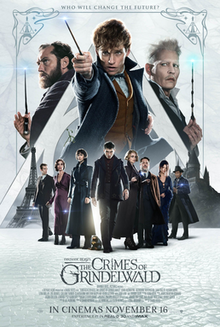Fantastic Beasts The Crimes Of Grindelwald Wikipedia