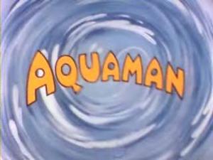 The Superman/Aquaman Hour of Adventure - Image: Filmation Aquaman Title 1960s