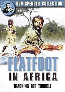 Flatfoot In Africa Wikipedia