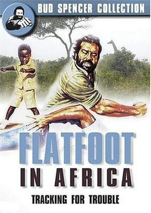Flatfoot in Africa - Image: Flatfoot in Africa