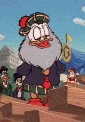 Flintheart Glomgold - Flintheart Glomgold as he appeared in DuckTales