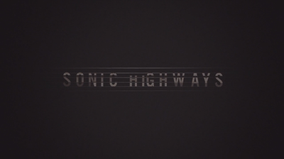 Picture of a TV show: Sonic Highways