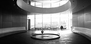 Frostburg State University - A Foucault pendulum in the Compton Science Center