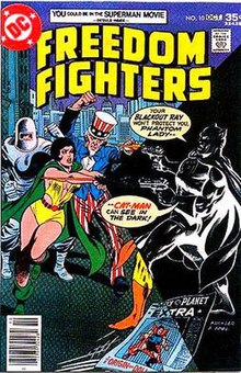 freedom fighters the ray season 1 episode 6