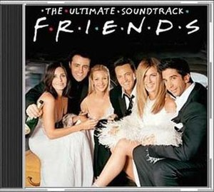 Music of Friends - Image: Friends the ultimate saundtrack