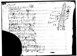 Preludes (Chopin) - Prelude No. 27 (autograph)