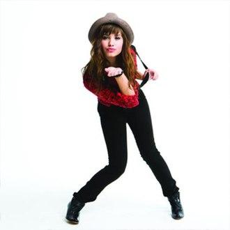 Get Back (Demi Lovato song) - Image: Getbackdemilovatosin glecover