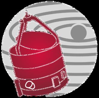 Giotto (spacecraft) - Image: Giotto insignia