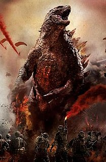 Godzilla (MonsterVerse) MonsterVerse character
