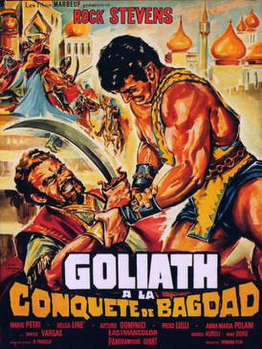 Goliath at the Conquest of Damacus