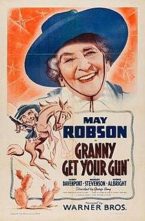 <i>Granny Get Your Gun</i> 1940 American film