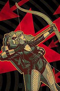 <i>Green Arrow and Black Canary</i>