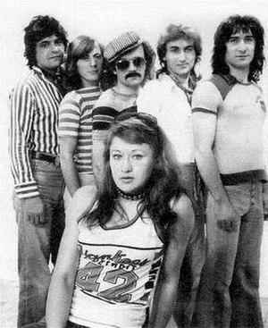 Zebra (Yugoslav band) - Image: Grupa Zebra