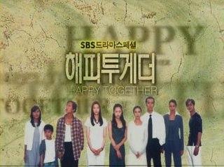<i>Happy Together</i> (South Korean TV series) South Korean television series