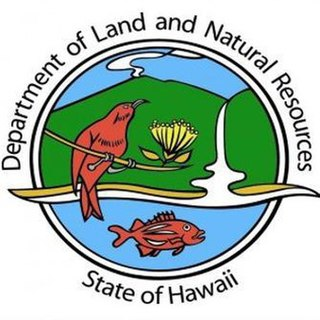 Hawaii Department of Land and Natural Resources government organization in Honolulu, United States