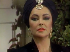 Helena Cassadine - The role was originated by Elizabeth Taylor when she guest starred on the series. Taylor, who was a fan of the series, agreed to the role so she could appear at Luke and Laura's wedding.