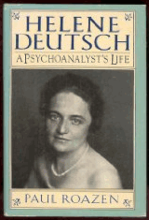Helene Deutsch - Biography of Helene Deutsch