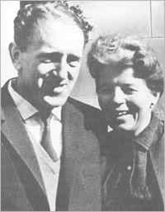 Hilda Bernstein - Lionel and Hilda Bernstein