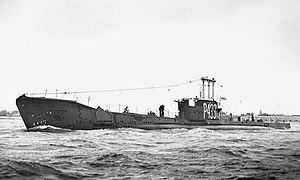 HMS Amphion (P439) - Image: Hms amphion p 439 submarine