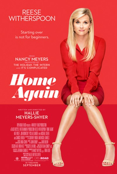 Picture of a movie: Home Again